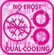 icon fridge no frost